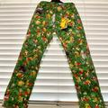 Levi's Jeans   Levis Pokemon Garden 25th Anniversary Jeans 32   Color: Green   Size: 32
