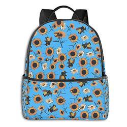 School Backpack Tyler-The Creator Unisex Backpack Backpack Laptop Bag Outdoor Travel Large Computer Bag Black