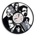 Criminal Minds Vinyl Record Wall Clock, Criminal Minds TV Series, Criminal Minds Artwork, Criminal Minds Decor, Criminal Minds Wall Art, Criminal Minds Home Decor, Criminal Minds Gift