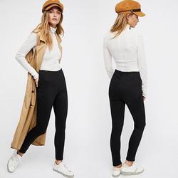 Free People Jeans   Free People Black Denim Jegging Skinny Jean   Color: Black   Size: 31