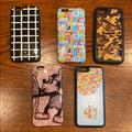 Disney Accessories   Iphone 6 Phone Cases   Color: Black/White   Size: Os