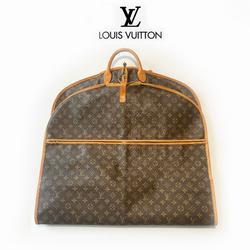 Louis Vuitton Storage & Organization   Authentic Louis Vuitton Folding Garment Bag   Color: Brown/Tan   Size: 45 Long X 25 Wide
