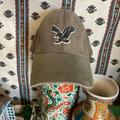 American Eagle Outfitters Accessories | American Eagle Baseball Cap | Color: Black/Green | Size: Os