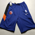Nike Shorts | Nike Nba New York Knicks Authentic Dri Fit Shorts | Color: Blue | Size: M-Tall