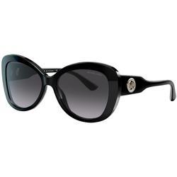 Positano Sunglasses - Black - Michael Kors Sunglasses