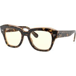Unisex Rb2186 State Street Blue-light Filter - Blue - Ray-Ban Sunglasses