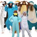 Pyjama une pièce pour hommes et femmes, combinaison complète, Body, Costume de Cosplay, dessin