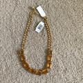 Kate Spade Jewelry | New Kate Spade Necklace | Color: Orange | Size: Os