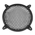 Speaker Covers, Car o Plastic Mesh Cover Woofer Speaker Modification Protect Guard(10inch)