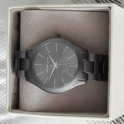 Michael Kors Accessories | Michael Kors Watch Gray | Color: Gray | Size: Os