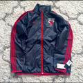 Adidas Jackets & Coats   Adidas 3-Stripe Chicago Bulls Windbreaker Jacket   Color: Black/Red   Size: Various