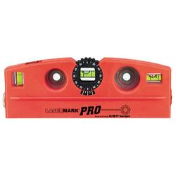 Factory-Reconditioned CST/berger 57-LMTL8APR 8-Inch Pro LaserMark Torpedo Level with Rotary Adapter