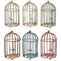 NACH SE-36428 Charlotte Bird Cage, Set of 6