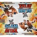 Topps 2010 WWE Slam Attax Evolution Boosters (16 Packs)