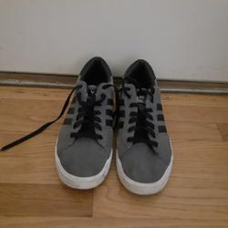 Adidas Shoes   Adidas Casual Shoes   Color: Gray   Size: 11.5