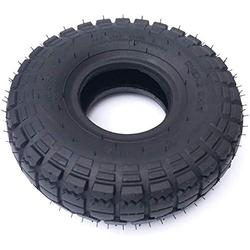 Electric Scooter Tires Electric Scooter Tires, 4.10/3.50-4Inner and Outer Tires, Suitable for 10 Inch Electric Scooters, 3 Wheel 4 Wheel Scooter Tire Replacement Solid tire ( Size : Outer Tire1 )