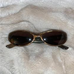 Gucci Accessories | Gucci Brown Tortoise Plastic Shades Glasses 2504 | Color: Brown | Size: Os