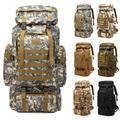 Sac à dos tactique de camouflage Molle imperméable, sac à dos militaire de randonnée de Camping, sac