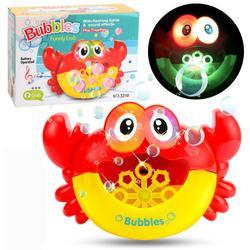 Machine à bulles pour enfants en plein air, pistolet à souffler grenouille crabes, fabricant de