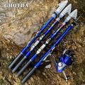 GHOTDA – canne à pêche Spinning télescopique de 1.5 à 3.0m, accessoire de voyage de haute qualité en