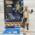 Figurine articulée DOC Brown, NECA Back To The Future Dr. Brown, 7 pouces