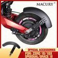 MACURY – garde-boue amélioré pour Scooter électrique, pour Speedual ZERO 10X 10 VSETT 10 + Kugoo G1