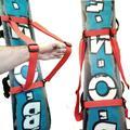 IGOSKI – Porte-snowboard de ski sur l'épaule,sac de transport de planche à roulettes,