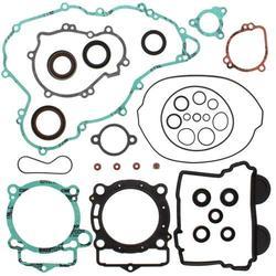 NORTHERN PARTS HUB Gasket Kit with Oil Seals fits - 350 EXC-F 12-16 350 EXC-F 2012-2016 350 SX-F 2011-2012 350 XC-F 2011-2012 811339 - Rebuild Gasket Set - Repair Gaskets - Gasket Overhaul Kit