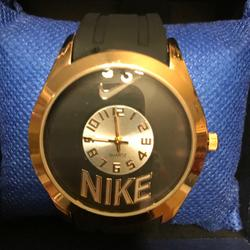 Nike Accessories | Nike Watch | Color: Black | Size: Os
