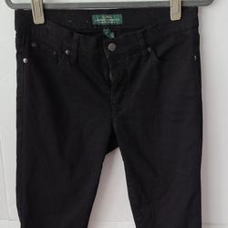 Ralph Lauren Jeans   Lrl Lauren Jeans Co.Black Jean Women'S Size 6   Color: Black   Size: 6