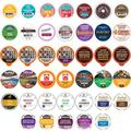 Perfect Samplers Coffee Pods Variety Pack in Brown, Size 6.0 H x 7.0 W x 9.0 D in   Wayfair WM-PS-Coffee-40