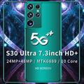 Smartphone S30 Ultra, téléphone portable, 8 go de ram, 128 go de rom, 10 cœurs, écran 2021 pouces,