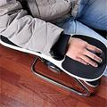 TYXTYX Premium Adjustable Computer Wrist Rest Armrest - Attachable Home&Office Computer Arm Support - Ergonomically Designed Mouse Pad Arm-Stand Desk Extender