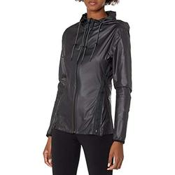 Reebok RBK Vb Packable Jacket, Black, Large