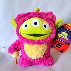 Disney Toys | Disney Pixar Toy Story Alien Lotso Remix Plush | Color: Green/Pink | Size: Osbb