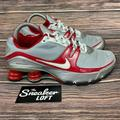 Nike Shoes   Nike Shox Turbo 2007 Womens Running Shoes   Color: Red/Silver   Size: 8