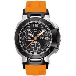 T-race Chronograph Watch - Metallic - Tissot Watches