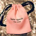 Kate Spade Other | Kate Spade Pink & Navy Jewelry Bag | Color: Blue/Pink | Size: Jewelry Bag