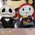 Disney Other | Jack Skellington & Sally Special Edition | Color: Black/White | Size: Os