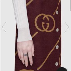 Gucci Jewelry | Gucci Ring | Color: Silver | Size: Gucci Italian Size 11
