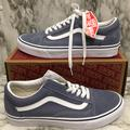 Vans Shoes | New Vans Blue Granite Shoes | Color: Blue/Gray | Size: 9