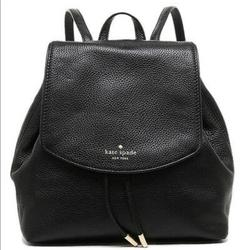 Kate Spade Bags   Kate Spade Small Breezy Mulberry Street Backpack   Color: Black   Size: Os
