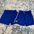 Adidas Shorts | Kansas Jayhawks Shorts 3xl | Color: Blue | Size: 3xl
