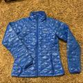 Columbia Jackets & Coats | Blue Columbia Down Coat | Color: Blue | Size: M
