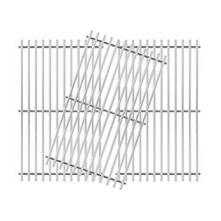 Grill Valueparts Grill Parts for Brinkmann Grill Replacement Parts 810-2511-S Grill Grates 810-2512-S 810-2410-S 810-2411-S 810-8411-5 Cooking Grid Master Forge BG1793B-A