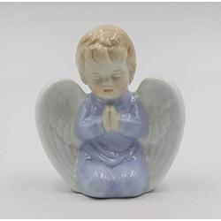 Cosmos Gifts Praying Angel Boy Led Night Light, Multicolored