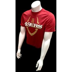 Nike Shirts   Nike Dri Fit Men'S San Francisco 49ers Red T Shirt   Color: Red   Size: Various