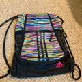 Adidas Accessories | Adidas Sports Bag! | Color: Black | Size: Small Bag