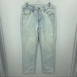 Levi's Jeans | Levis Jeans 511 Levis Jeans Lightwash Jeans 34 | Color: Blue/White | Size: 34