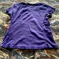 The North Face Tops | North Face Womans Purple North Face Shirt | Color: Purple | Size: L